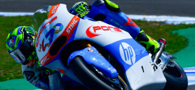 Lorenzo Baldassarri renoue avec la victoire :: Moto2 Jerez