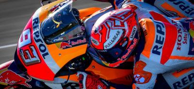 Marquez impérial tire les marrons du feu d'une course à rebondissements! :: MotoGP Jerez