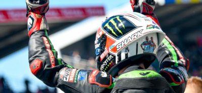 Une pole française sur le circuit français du Mans, elle est pour Johann Zarco :: MotoGP 2018