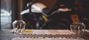 Ducati inaugure à Bologne un 2e restaurant dédié au Scrambler