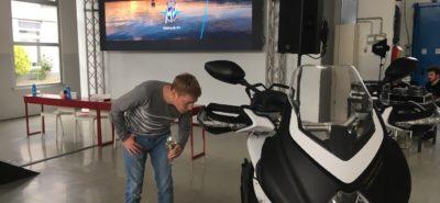 Premières impressions sur la MV Agusta Turismo Veloce 800 Lusso 2018 :: Tests, Tests motos