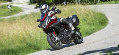 La Turismo Veloce, nouvelle version, toujours aussi véloce et sportive :: Test MV Agusta
