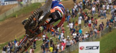 La marche victorieuse de Herlings continue en France, et Guillod confirme :: MXGP - MX2 2018