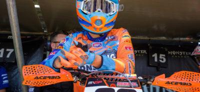 Plan B pour le team suisse au motocross des Nations avec Guillod, Seewer et Auberson :: MXoN 2018 Redbud USA