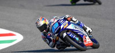 Seul un lièvre pouvait battre Jorge Martin! :: Moto3 Mugello