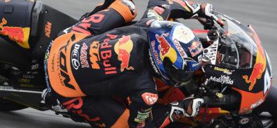 Oliveira, maître de «l'aspi»! Exploit d'Aegerter encore blessé! :: Moto2 Mugello