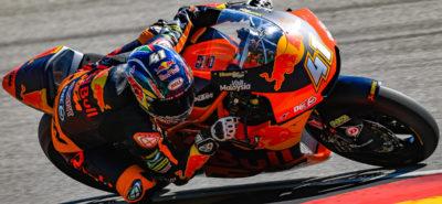Première victoire pour Brad Binder :: Moto2 Sachsenring