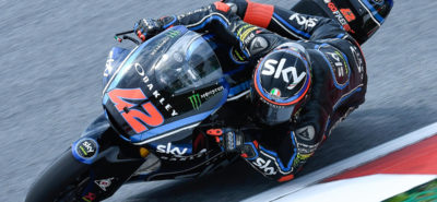 Superbe duel de champions! :: Moto2 Autriche