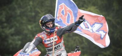 Doublé Ducati devant Marquez à Brno :: MotoGP