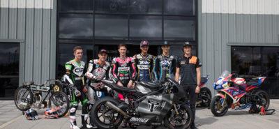 Quelques pilotes Moto2 ont découvert leur futur moteur chez Triumph à Hinckley :: Moto2 Silverstone