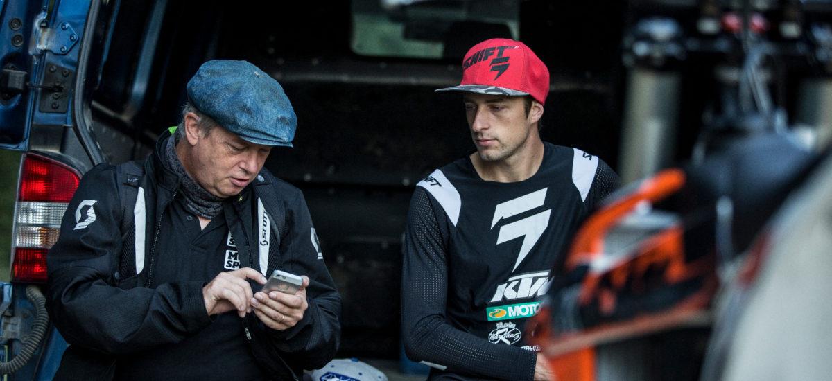 Killian Auberson, champion suisse: «Je suis content de ce titre, cela montre que tout ce travail était utile»