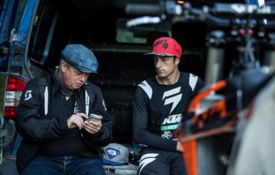 Killian Auberson, champion suisse: «Je suis content de ce titre, cela montre que tout ce travail était utile» :: Swiss MX2