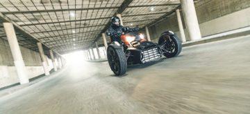 Bientôt un nouveau trois-roues plus abordable signé Can-Am, le Ryker!