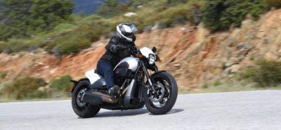 Premières impressions de conduite de la nouvelle Harley FXDR 114 :: Test Harley-Davidson