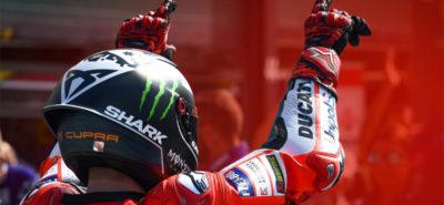 L'Italie voit rouge grâce à Lorenzo! :: MotoGP