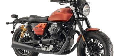Nouvelle version Sport de la Moto Guzzi V9 Bobber révélée à l'Open House 2018 :: Nouveauté 2019