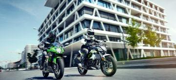 Entre la Kawasaki Z 125 et la Ninja 125, l'embarras du choix