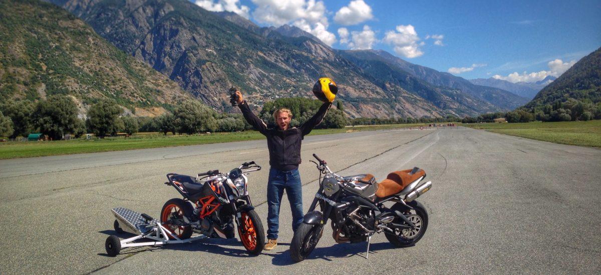 La Swiss Stunt Riding School a enfin trouvé un terrain, en Valais