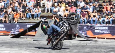 Le plein de public, de soleil et de plaisir pour le Verbier Bike Fest 2018 :: Fête et salon de la moto en altitude
