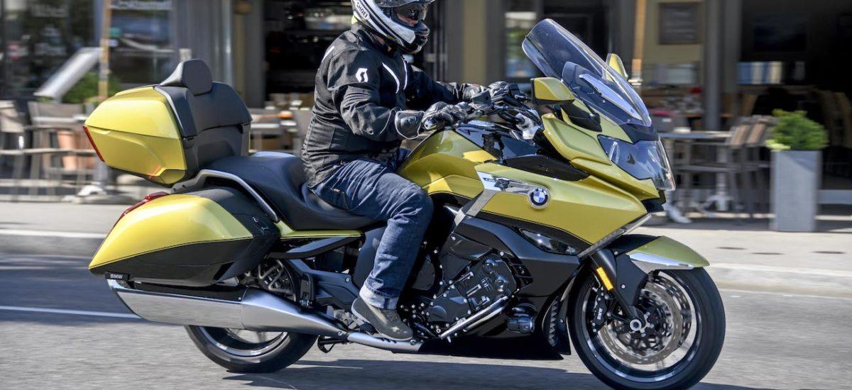 Le style Grand America convient-il à la BMW K 1600?