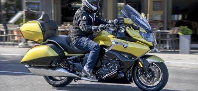 Le style Grand America convient-il à la BMW K 1600? :: Test BMW