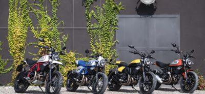 Les Scrambler Ducati 2019: Café Racer, Desert Sled et Full Throttle :: Nouveautés 2019