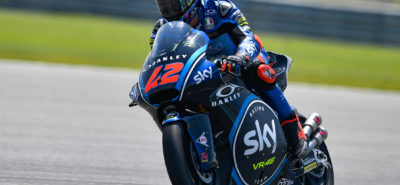 Francesco Bagnaia triomphe à Buriram :: Moto2 Thaïlande