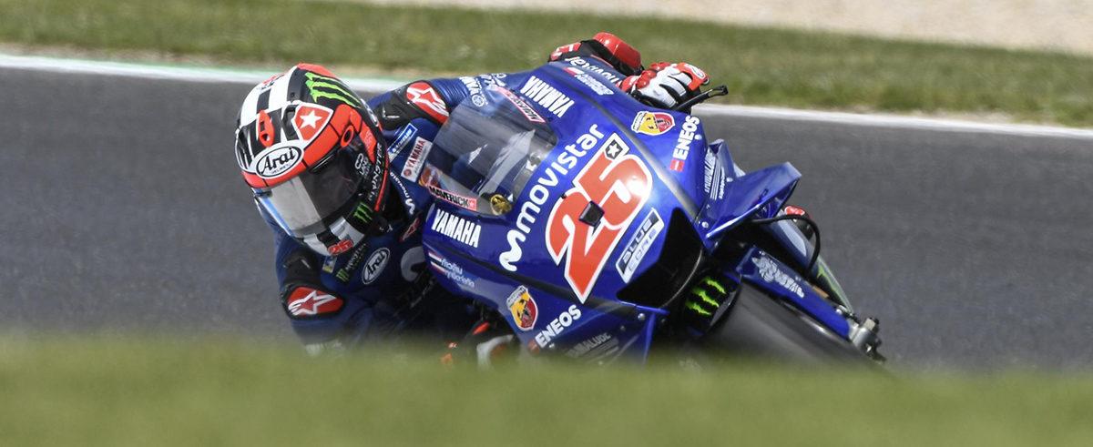 Yamaha renoue enfin avec la victoire grâce à Viñales.