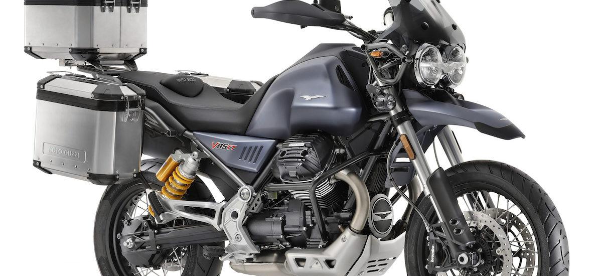 La Moto Guzzi V85 TT à partir de 12990 frs
