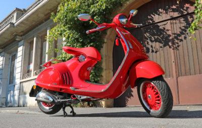 La 946 RED, une Vespa pas comme les autres :: Vespa