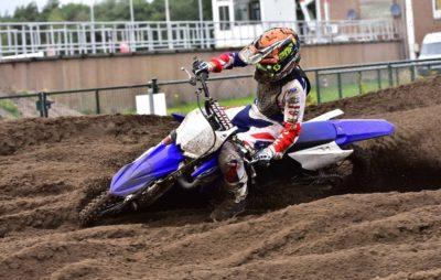 Le jeune Suisse Luca Diserens sous contrat Yamaha pour deux ans :: Championnat européen de motocross