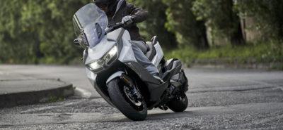 Un nouveau scooter mid-size chez BMW, le C 400 GT :: Nouveautés 2019