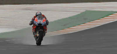 Dovizioso triomphe lors d'un Grand Prix mouvementé et arrêté au drapeau rouge :: MotoGP Valence