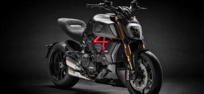 Le nouveau Ducati Diavel 1260, plus punchy, avec un nouveau style :: Nouveautés 2019