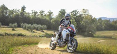 La Multistrada Enduro est devenue plus accessible, la preuve en Toscane :: Test Ducati