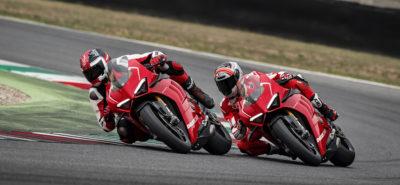Après la Ducati V4 de route, voici la Panigale V4 R faite pour la course :: Nouveautés 2019