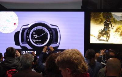 La connectivité arrive sur les motos Triumph équipées d'un écran couleur :: Nouveautés 2019