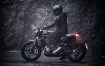 La flèche noire (Svartpilen) de Husqvarna en version musclée 701 :: Nouveautés 2019