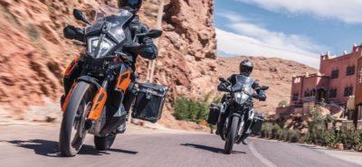 La nouvelle KTM 790 Adventure, faite pour tous les terrains :: Nouveautés 2019