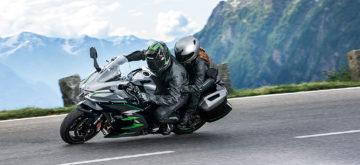 Quatre ans de garantie chez Kawasaki Suisse