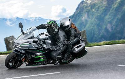 Quatre ans de garantie chez Kawasaki Suisse :: Après-vente