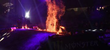 Une première soirée de feu au Supercross de Palexpo