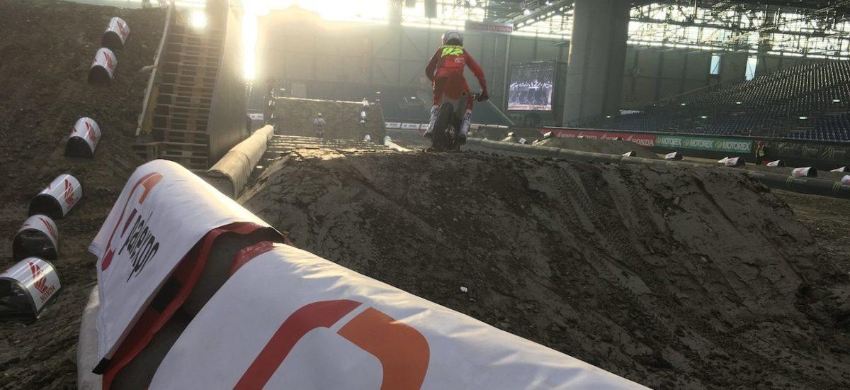 Tout est prêt pour le Supercross de Genève, avec une belle brochette de pilotes US