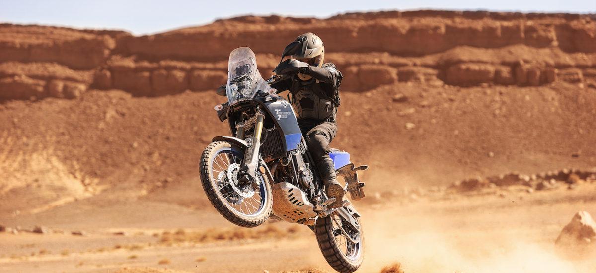 La nouvelle Yamaha Ténéré 700 reprend le flambeau de l'aventure