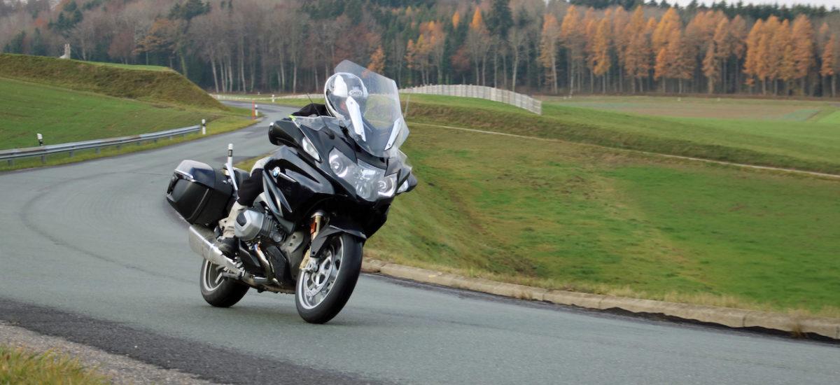 La tourer de BMW devient R 1250 RT et se civilise à basse vitesse