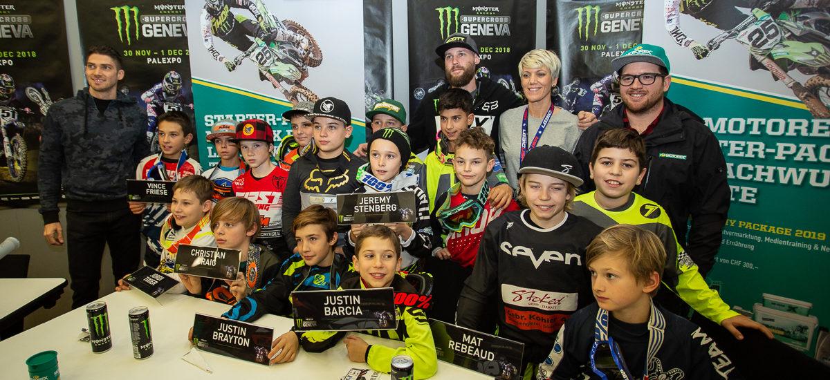 Motorex crée une «académie» du motocross en Suisse