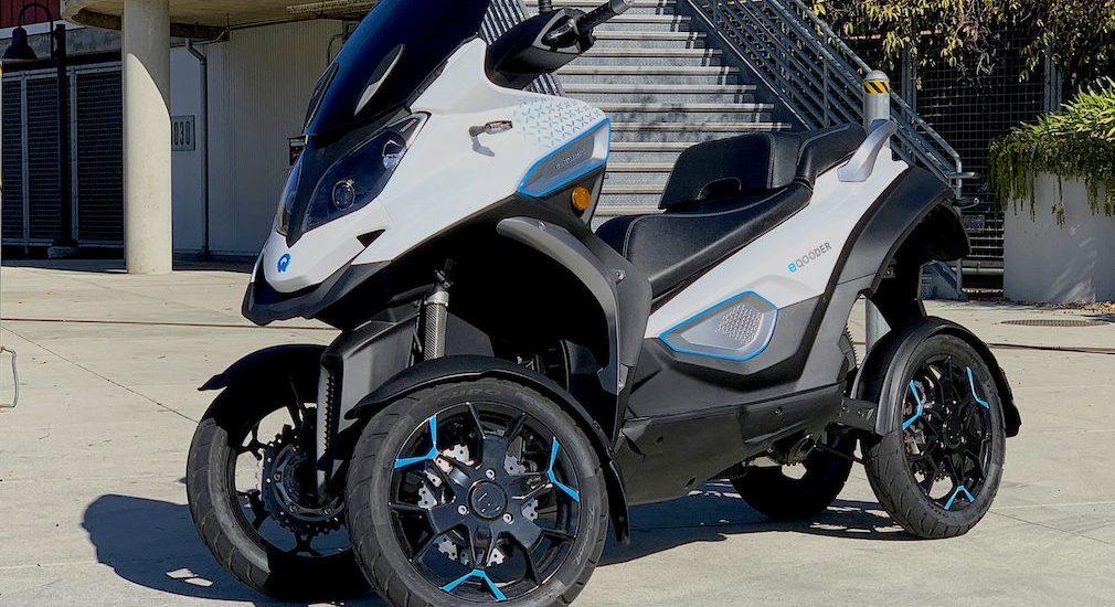 Quadro va devenir électrique et s'associe à Zero Motorcycles