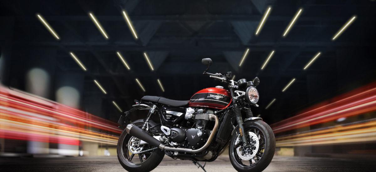 Triumph annonce le retour de la Speed Twin, en version quasi sportive