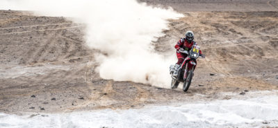 Dakar étape 4: Ricky Brabec triomphe devant Walkner, le Suisse Lopes abandonne :: Rallye-Raid 2019