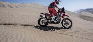 Le rallye du Dakar quitte l'Amérique pour l'Arabie séoudite